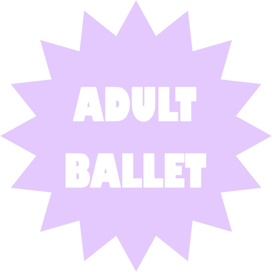 Picture of ADULT BALLET - single lesson