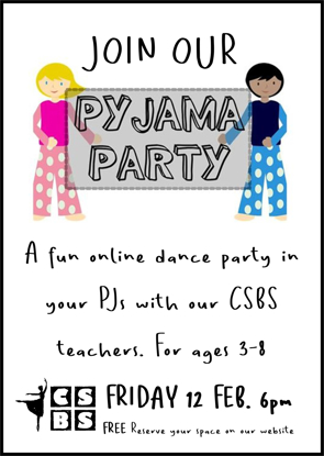 Picture of Pyjama Party
