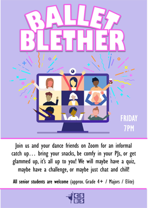 Picture of BALLET BLETHER