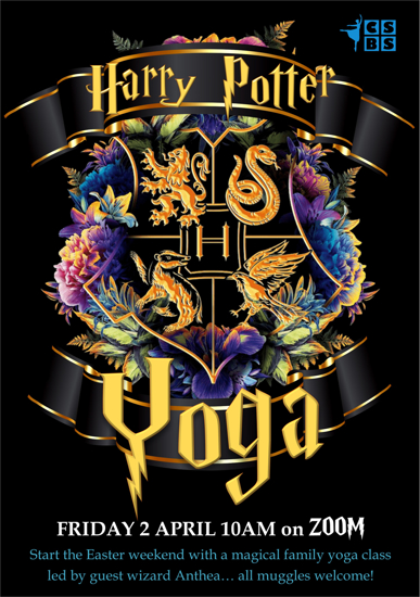Picture of Harry Potter Yoga