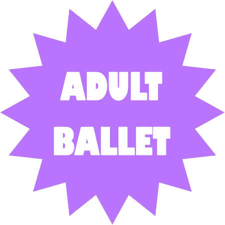 Picture for category ADULT BALLET (Term 3)