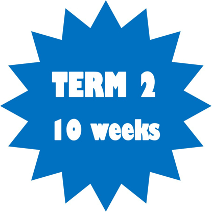 Picture of TERM 2 - 10 weeks
