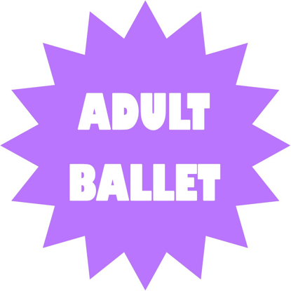 Picture of ADULT BALLET - Term 1